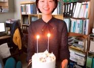 2018.10.01 김지현 학생 생일